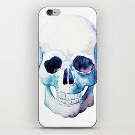 Skull 07 iPhone Skin
