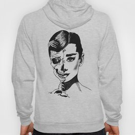 Audrey is not dead Hoody