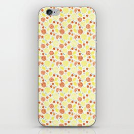 Summer Citrus iPhone Skin