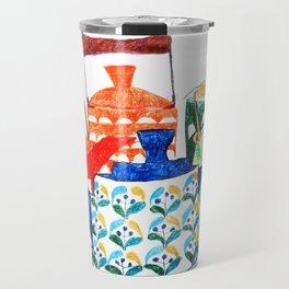Scandinavian Tea pots Travel Mug