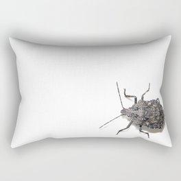 Bug Out Rectangular Pillow