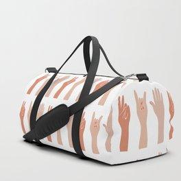 Festival Summer Duffle Bag