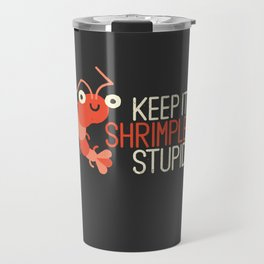 The Prawn Principle Travel Mug