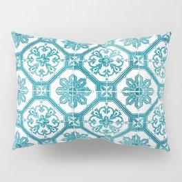 Portuguese tiles,  Pillow Sham