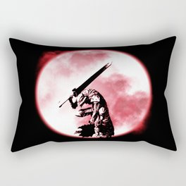 Berserker Moon Rectangular Pillow
