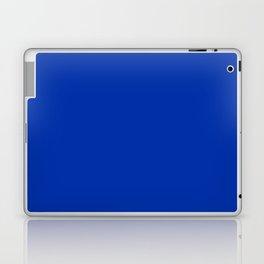 International Blue - solid color Laptop & iPad Skin