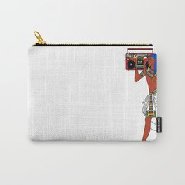 Rock Like an Egyptian Carry-All Pouch