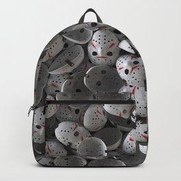 Full of Jason Voorhees Backpack
