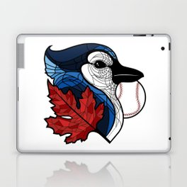 Blue Jays Go Team 2 Laptop & iPad Skin