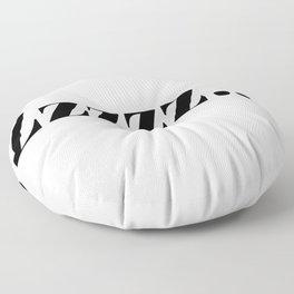 zzz... Floor Pillow