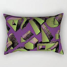 space objects Rectangular Pillow