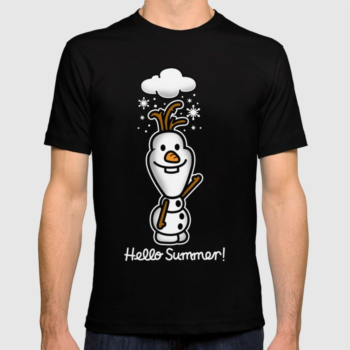 Hello Summer T-shirt