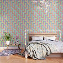 Woven Rainbow 2 Wallpaper