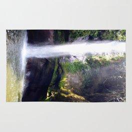 Dream of Mermaids in Waterfalls  Rug