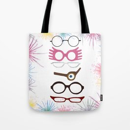 Wizarding Sight Tote Bag