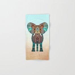 BOHO SUMMER ELEPHANT Hand & Bath Towel