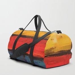 Primary Rothko Duffle Bag