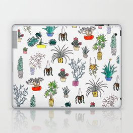 Houseplants Laptop & iPad Skin