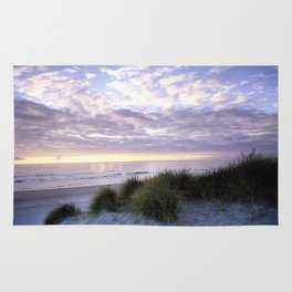Carol M Highsmith - Sunrise on a Florida Beach Rug