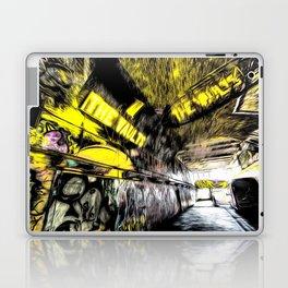 London Graffiti Art Laptop & iPad Skin