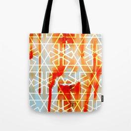 Moroccon Door Tote Bag