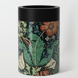 William Morris Compton Floral Art Nouveau Pattern Can Cooler