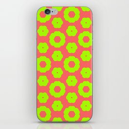 corail and anis iPhone Skin