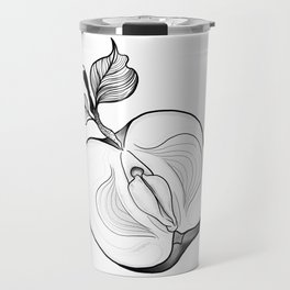 La manzana Travel Mug