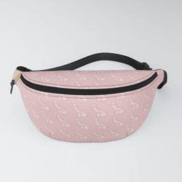 Pretty in Pink Penis, Male Anatomy Fanny Pack