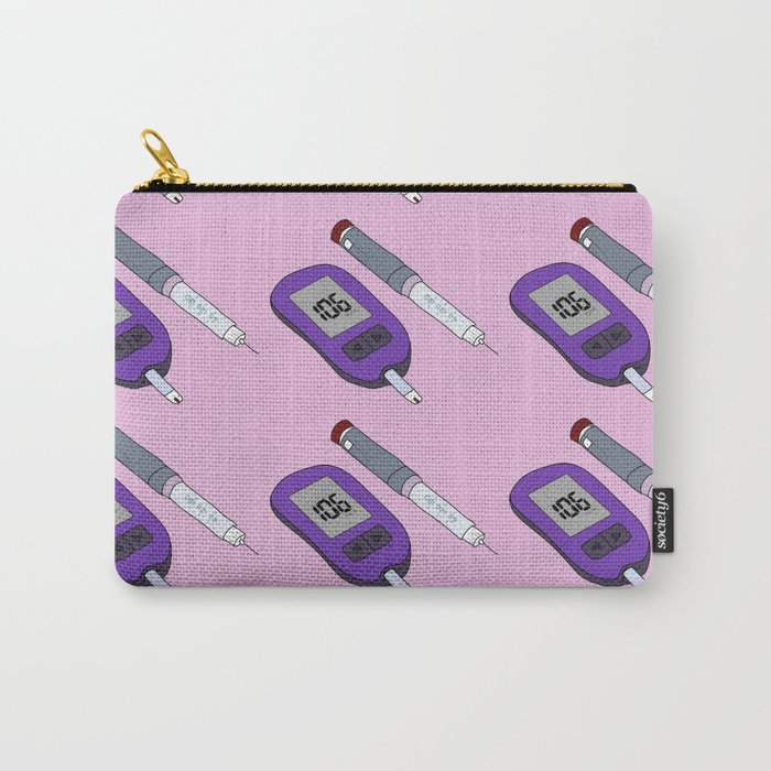 Sugar Free Carry-All Pouch