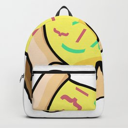 Pizza Code Toppings Backpack