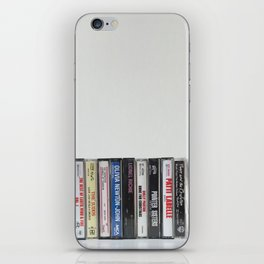Full Tilt Cassettes iPhone Skin