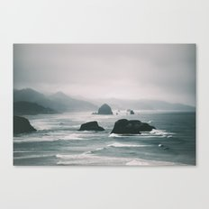 Ecola Canvas Print