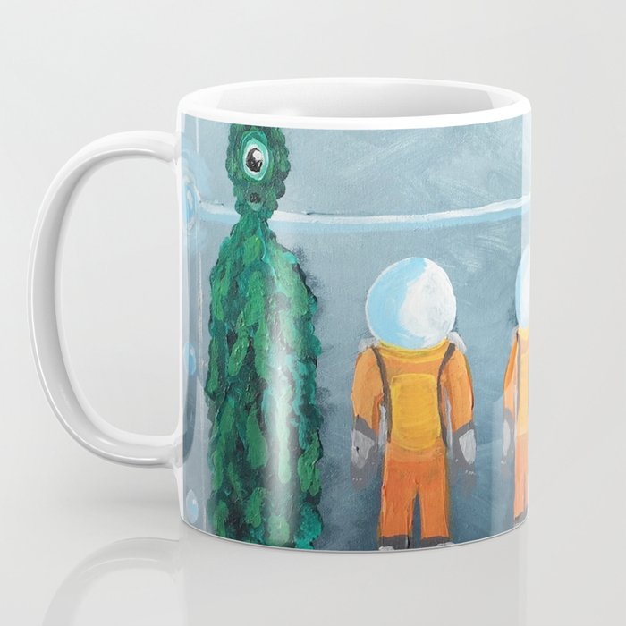 Incarceration Station Coffee Mug