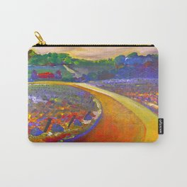 The Road to Chateau Chantal Carry-All Pouch