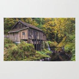 Cedar Creek Grist Mill Rug
