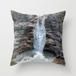 Buller Waterfall Throw Pillow