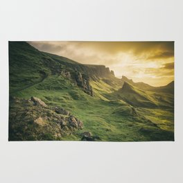 Mesmerized By the Quiraing IV Rug