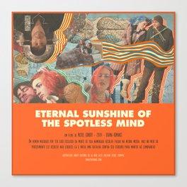 Eternal Sunshine Of the Spotless Mind - Michel Gondry Canvas Print