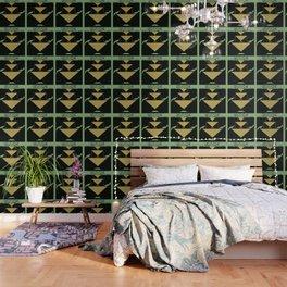Stuttgart art expo: feed the birds Wallpaper