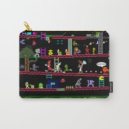 50 Classic Video Games Carry-All Pouch