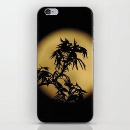 Dragon in the Moon iPhone Skin