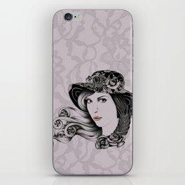 entrophia iPhone Skin