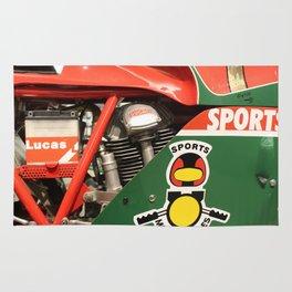 Ducati Motor Rug