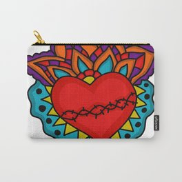 Milagro Corazon Carry-All Pouch