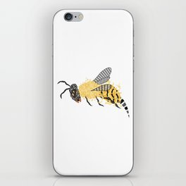 Abstract Bee iPhone Skin