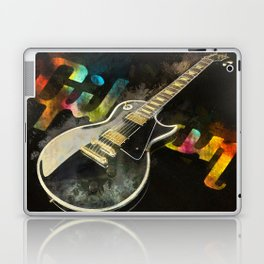 Come on Feel the Noise (Gibson Lp) Laptop & iPad Skin