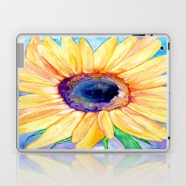 Zonnebloem Laptop & iPad Skin