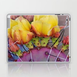 PRICKLY PEAR CACTUS Laptop & iPad Skin