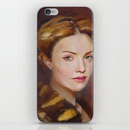 Lucrezia Borgia iPhone Skin